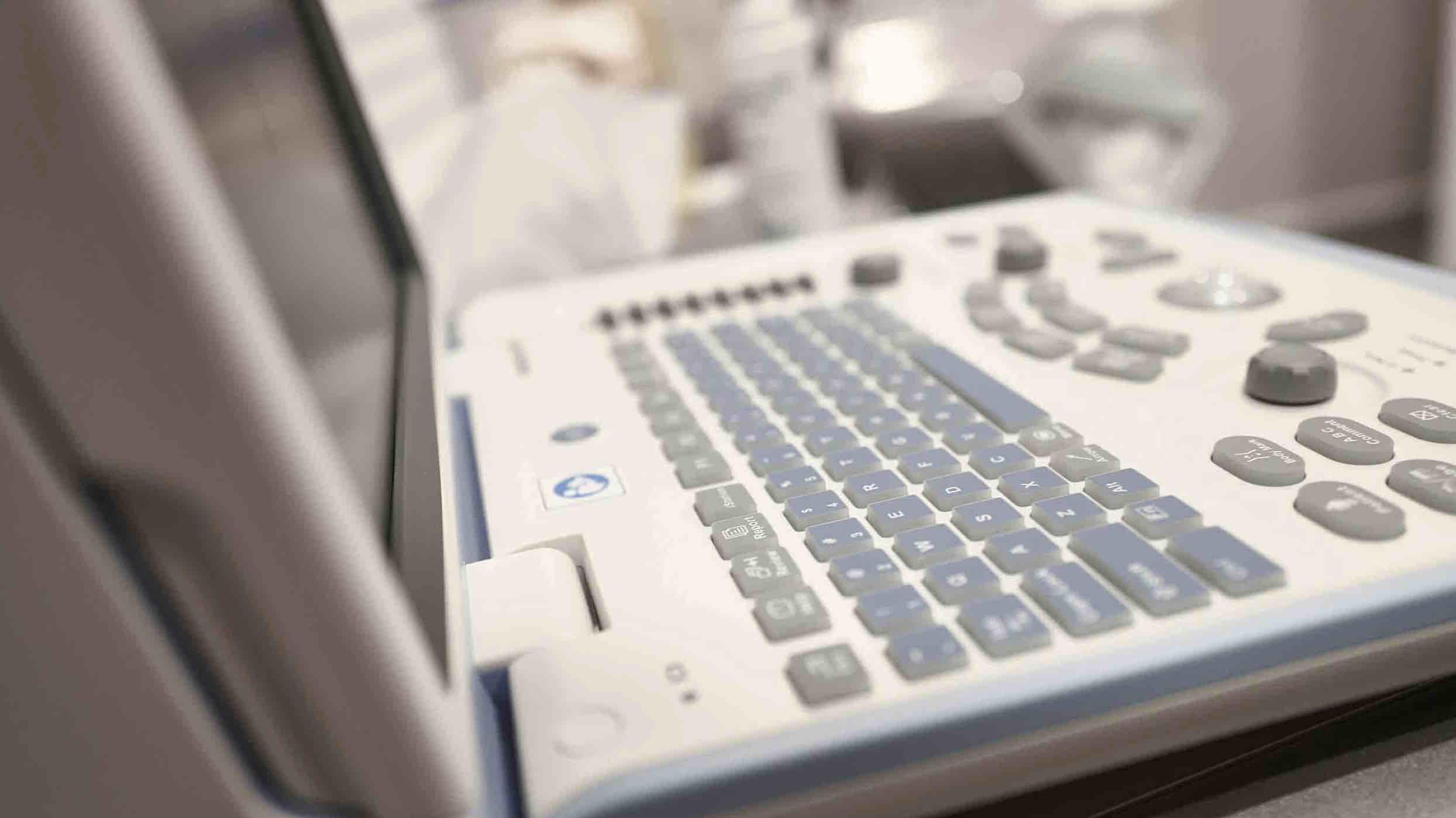 Ultraschall zur Diagnostik von Nebenhöhlenerkrankungen