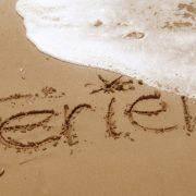 Sommerferien Urlaubsankündigung