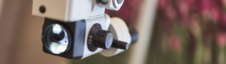 Ohrmikroskopie HNO-Praxis