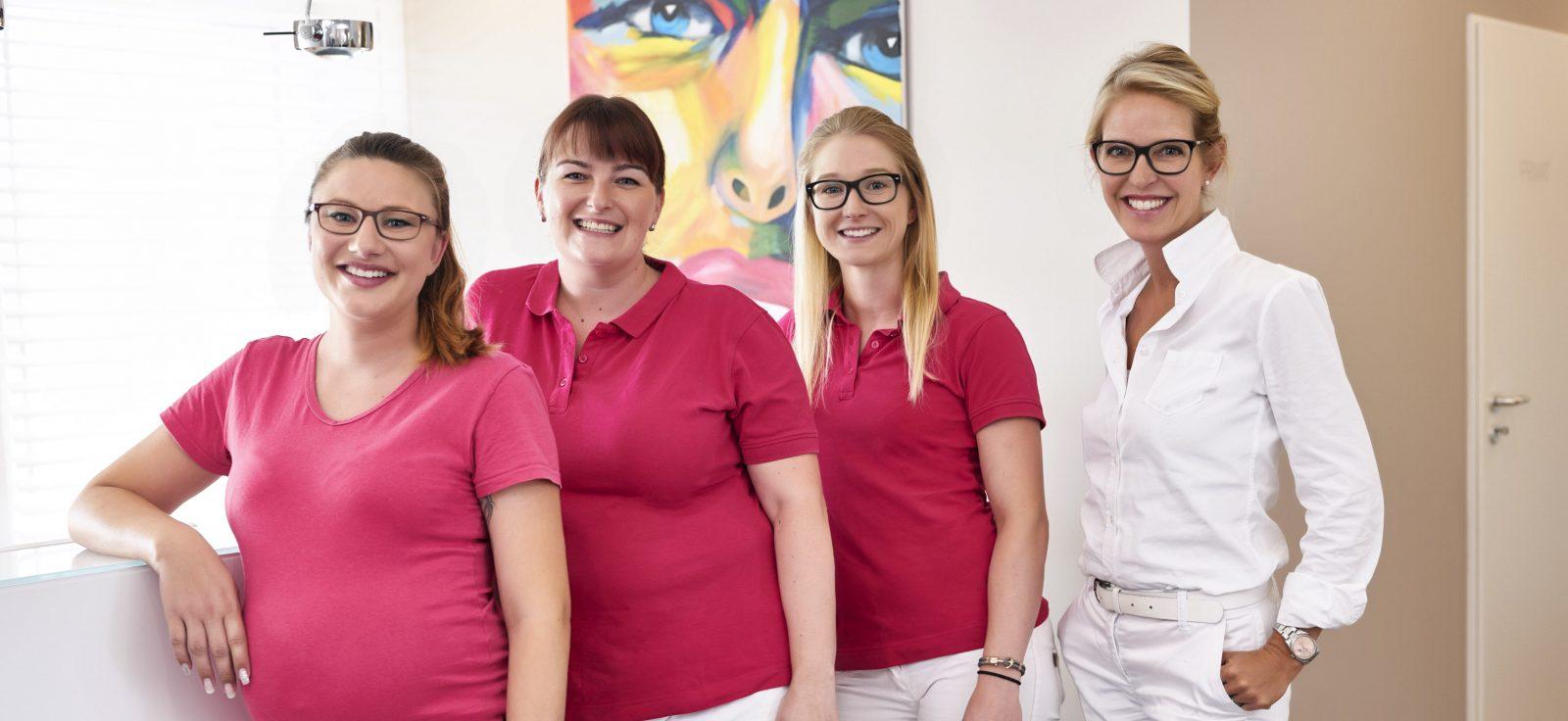 Praxis Team Dr. Ines Weinzierl Nürnberg Mögeldorf Erlenstegen HNO