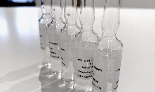 Eisenmangel Eiseninfusion