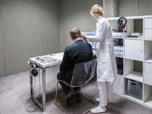MIttelohrimpedanzmessung bei Tinnitus / Ohrgeräuschen